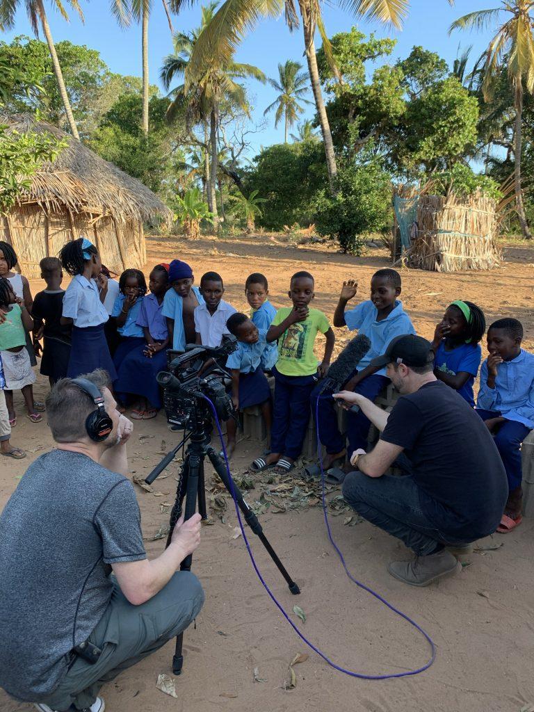 ChildFund nonprofit campaign video film Mozambique