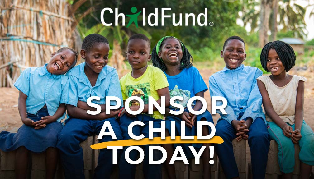 ChildFund Sponsor a child today
