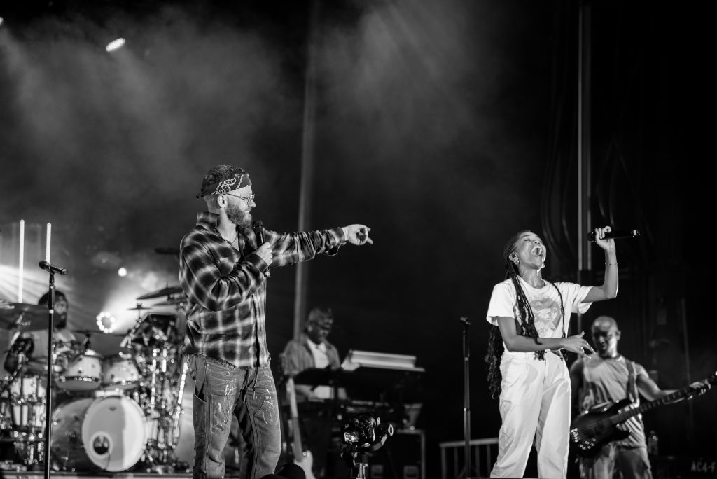 TobyMac at Light The Way Music Festival 2021